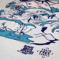 Dewerstone X Save Our Rivers - MINT